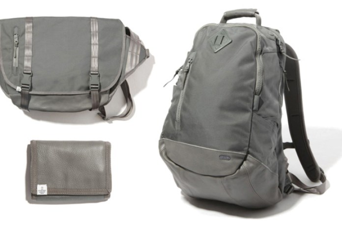 visivm BALLISTIC Gray Collection BI-FOLD / 20L / E-CAT 18L