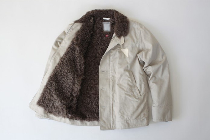 visvim DECKHAND JACKET (SHEEP LINING) *FIL EXCLUSIVE
