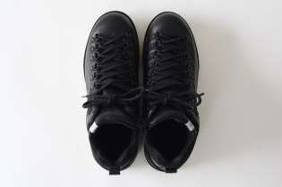 visvim 2009 Fall/Winter All Black Serra Veggie F.I.L Exclusive