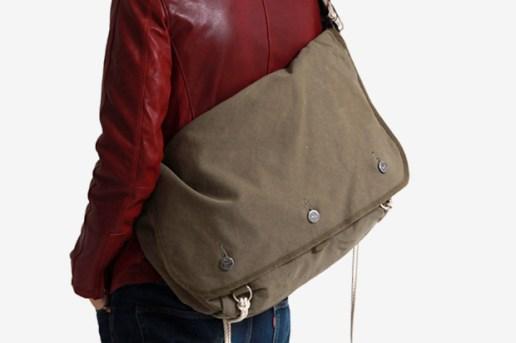 Wacko Maria x Porter Messenger Bag