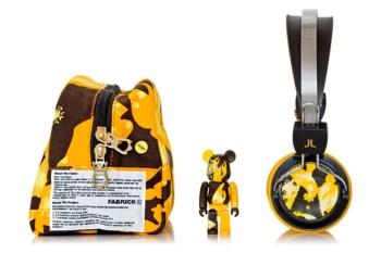 WeSC x Medicom Toy Bearbricks & Headphones