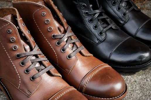 """Wolverine """"1000 Mile Collection"""" Montgomery & Darby Boots"""
