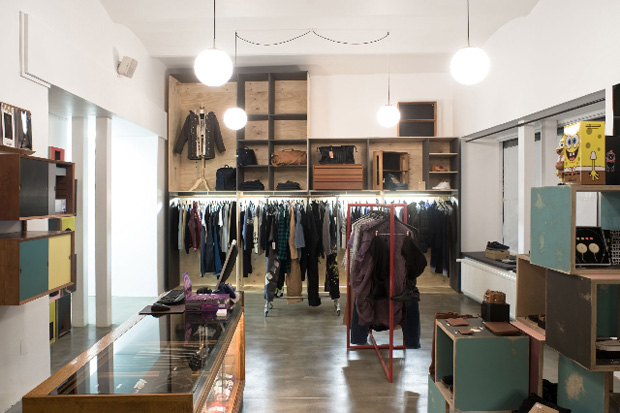 Wood Wood Vienna Store Opening