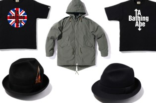 "A Bathing Ape 2010 Spring/Summer ""MODS"" Collection"