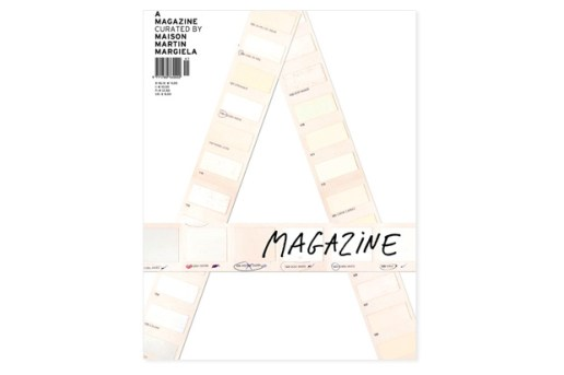 A MAGAZINE CURATED BY MAISON MARTIN MARGIELA Online