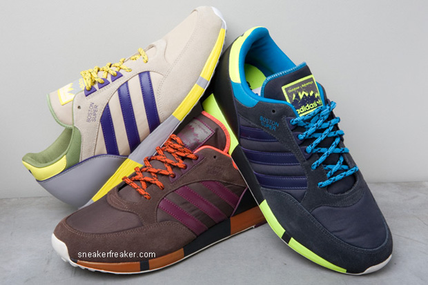 adidas Boston Super Outdoor Pack