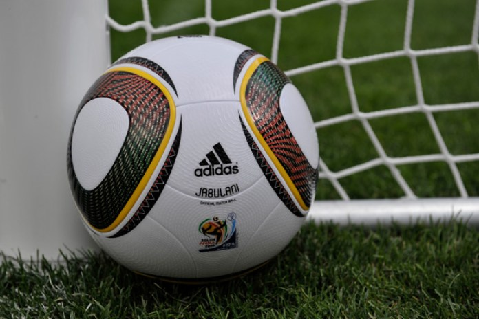 adidas Jabulani Official 2010 FIFA World Cup Ball
