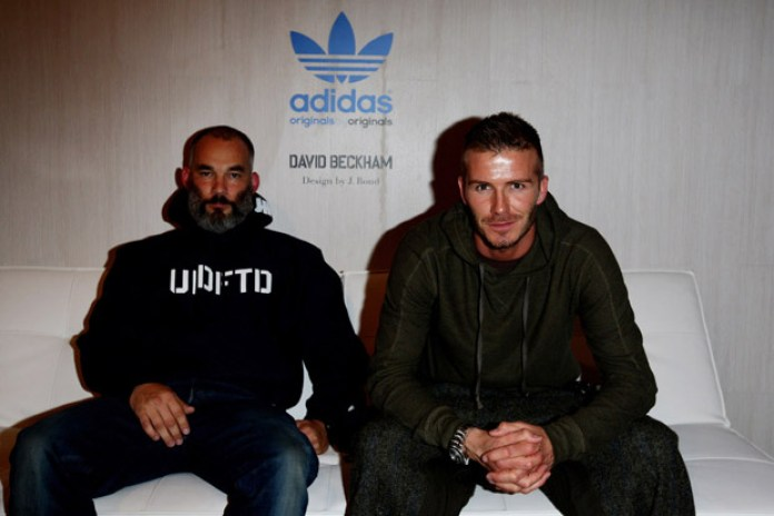 adidas ObyO David Beckham x James Bond SS10 Release at 10 Corso Como