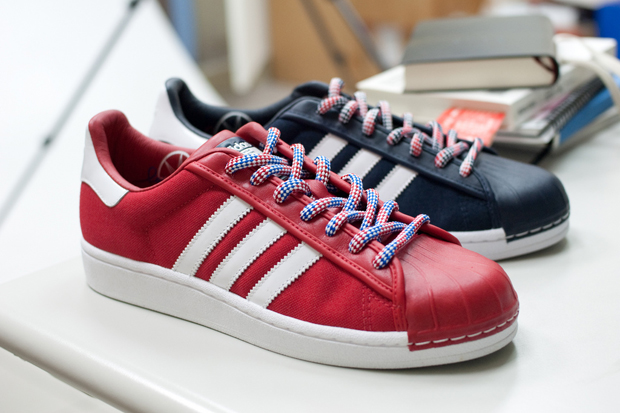 adidas Originals x Philippe Jeantot Superstar Preview