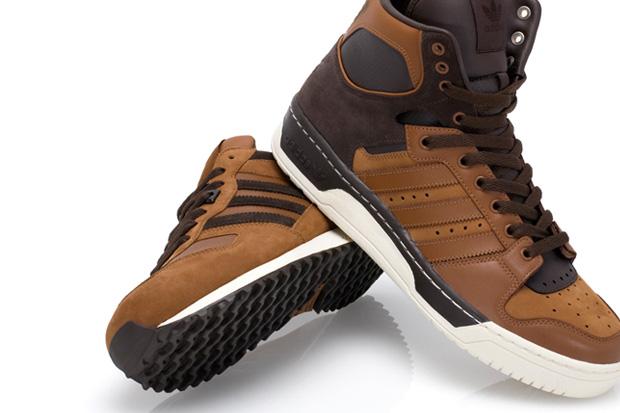 adidas Originals 2010 Spring Brown Pack