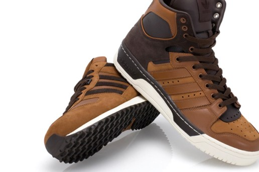 adidas Originals 2010 Spring Brown Pack