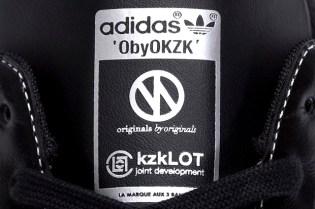 "adidas Originals x CLOT x Kazuki Kuraishi ""KzkLOT"" Preview"