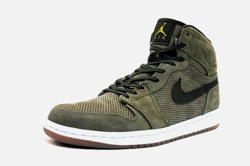 "Air Jordan 1 Retro High Premier ""Olive"""