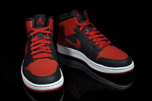 Air Jordan Alpha 1 Black/Red