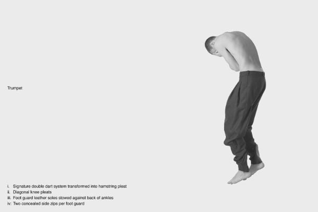 "Aitor Throup ""Legs"" Retrospective Exhibition"