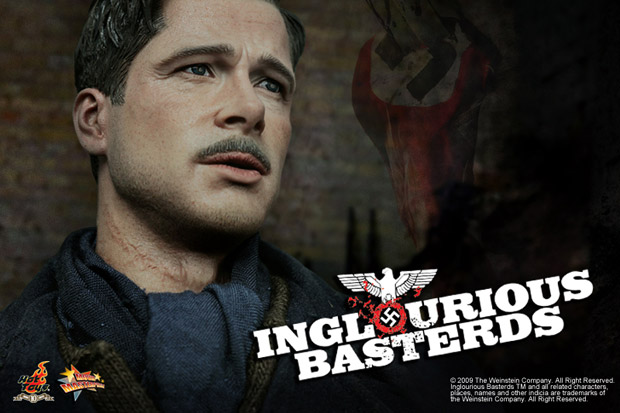 Hot Toys' Lt. Aldo Raine Figure