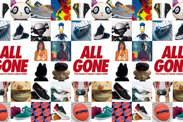 All Gone 2009 Book Launch