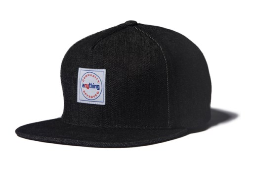 "aNYthing ""Community Approved"" Denim Snapback"