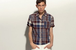 A.P.C 2010 Spring/Summer Madras Preview