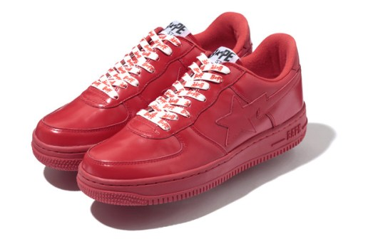 "A BATHING APE BAPE STA ""SINGLE COLOR"""