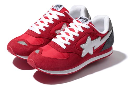 A BATHING APE Five Sta