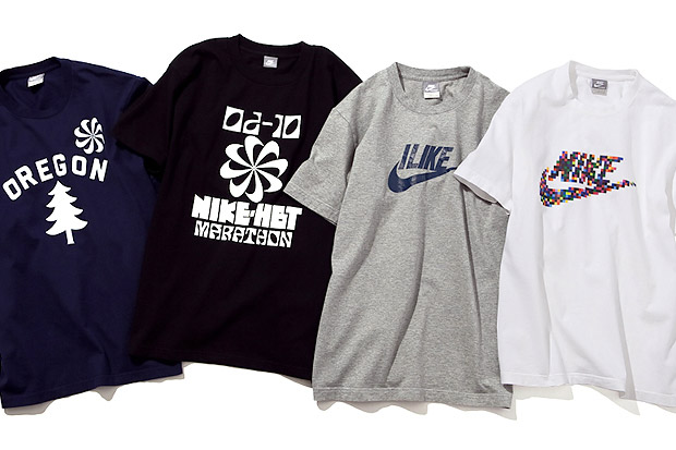 "BEAMS T x Nike Sportswear ""Sport is Art"" T-Shirts"