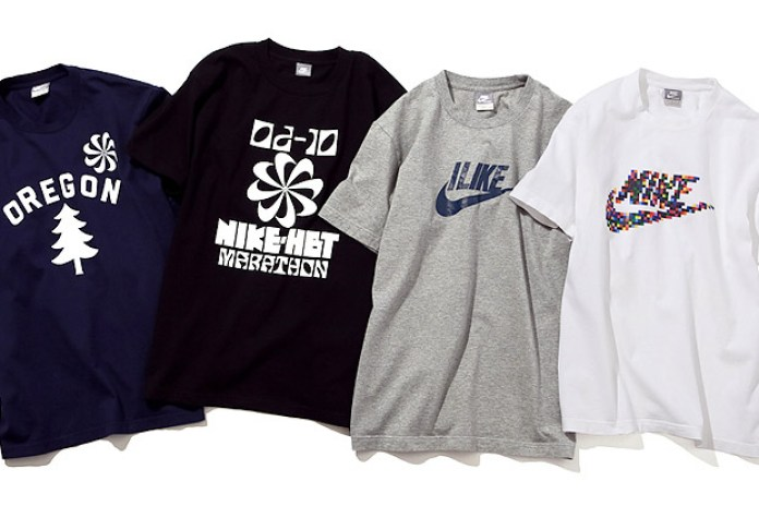 "BEAMS T x Nike Sportswear ""Sport is Art"" T-Shirts"