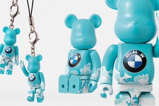 "BMW x MEDICOM TOY BEARBRICK ""BMW Studio One"""