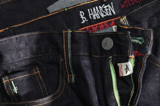"Brian ""Slash"" Hansen for Altamont Collection"