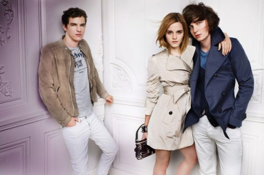 Burberry 2010 Spring Ad Campaign