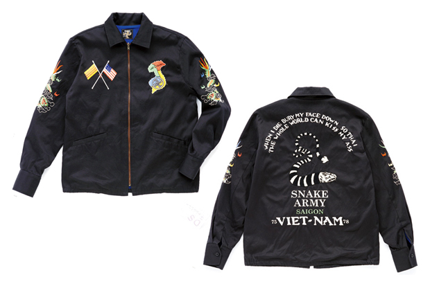 CHALLENGER Vietnam Work Jacket