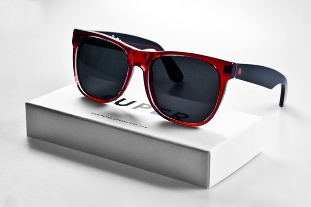 Chocolate Skateboards x SUPER 15th Anniversary Sunglasses