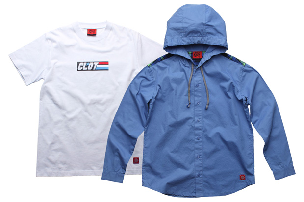 CLOT 2010 Fall/Winter - January New Releases