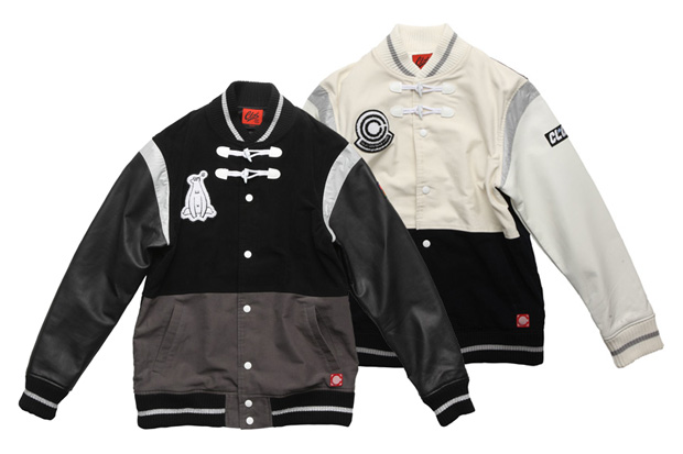 CLOT Stadium Jackets by Eric So