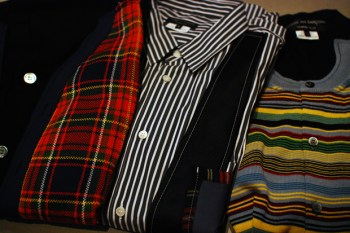 COMME des GARCONS HOMME 2010 Spring/Summer Collection