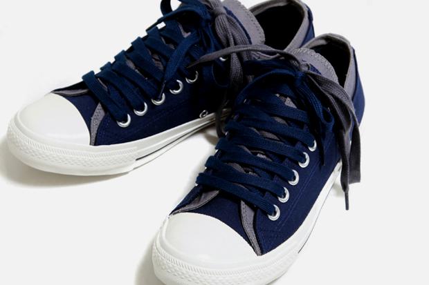 COMME des GARCONS HOMME Canvas Sneakers