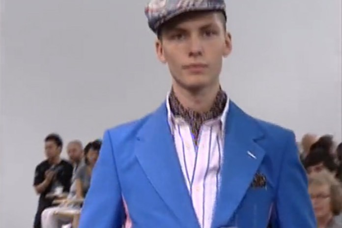 Junya Watanabe MAN 2010 Spring/Summer Collection Video