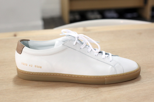 Common Projects 2010 Summer Achilles Preview