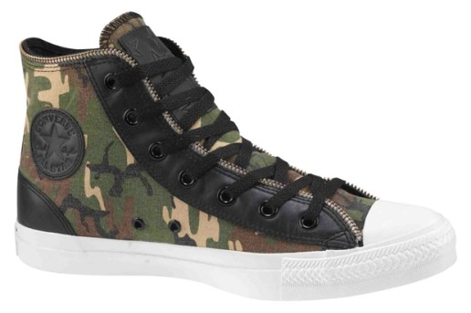 Converse 2010 Chuck Taylor Zipper & Flags Collection