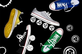 Converse x Barneys New York Chuck Taylor Ox Collection