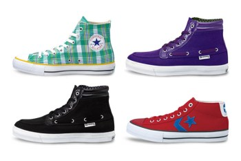 Converse Japan 2010 February Releases