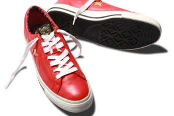 """Converse """"Year of the Tiger"""" One Star Leather"""