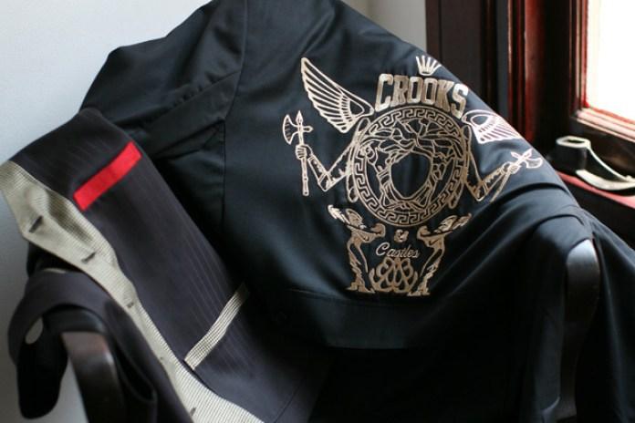 Crooks & Castles x Takeout Enterprises x Elevee Bespoke Suit