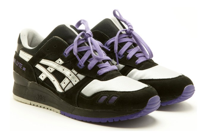 Cultureshoq x ASICS GEL LYTE III 1 of 1 Sample Auction for Haiti Relief