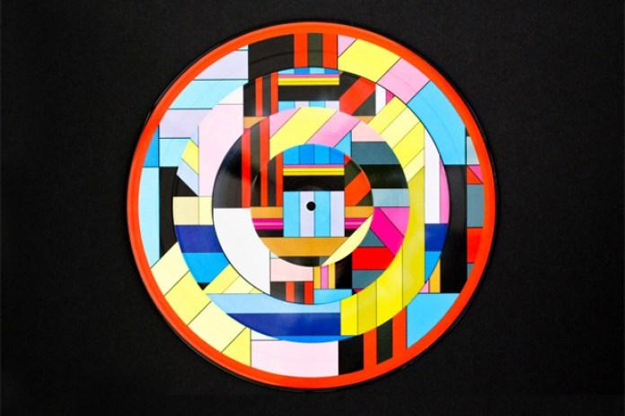 Dalek for Ai Records 10th Anniversary Vinyl Record