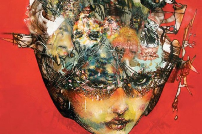 "David Choe ""Character Assassination"" Exhibition"