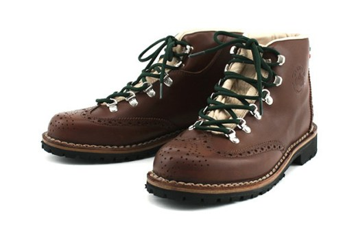 Diemme Wingtip Hiking Boots