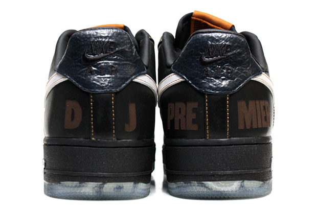 DJ Premier x Nike Air Force 1 Low Quickstrike