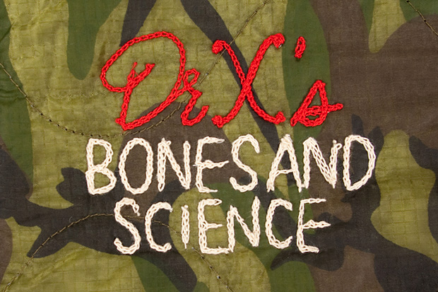 """DRx 2010 Spring/Summer """"Bones and Science"""" Collection"""