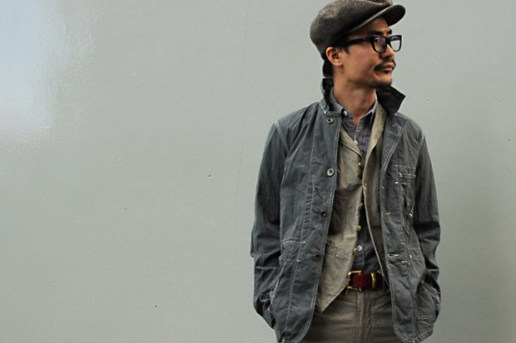Engineered Garments 2010 Spring/Summer Collection January Releases